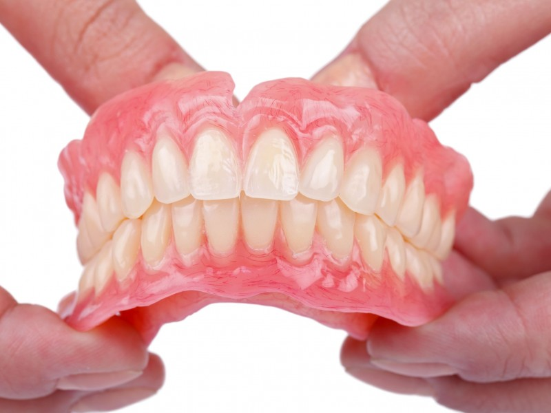 Calling All Denture Wearers: Cleanliness is Key to Keep Thrush at Bay Image